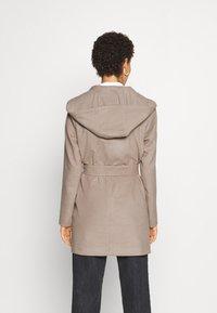 comma - Classic coat - camel mela - 2