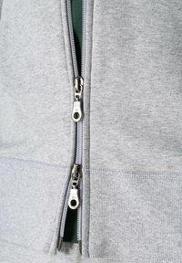 mey - MIT REISSVERSCHLUSS - Zip-up sweatshirt - grey - 3