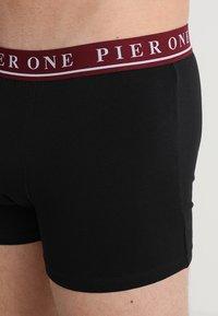 Pier One - 5 PACK - Underkläder - black - 4