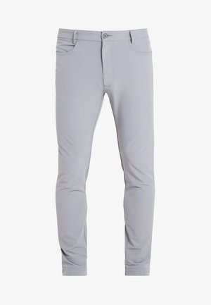 GENIUS TROUSERS - Sports shorts - silver
