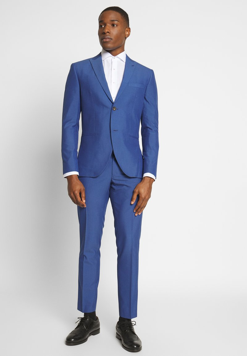 Isaac Dewhirst - PAIN SUIT - Completo - blue