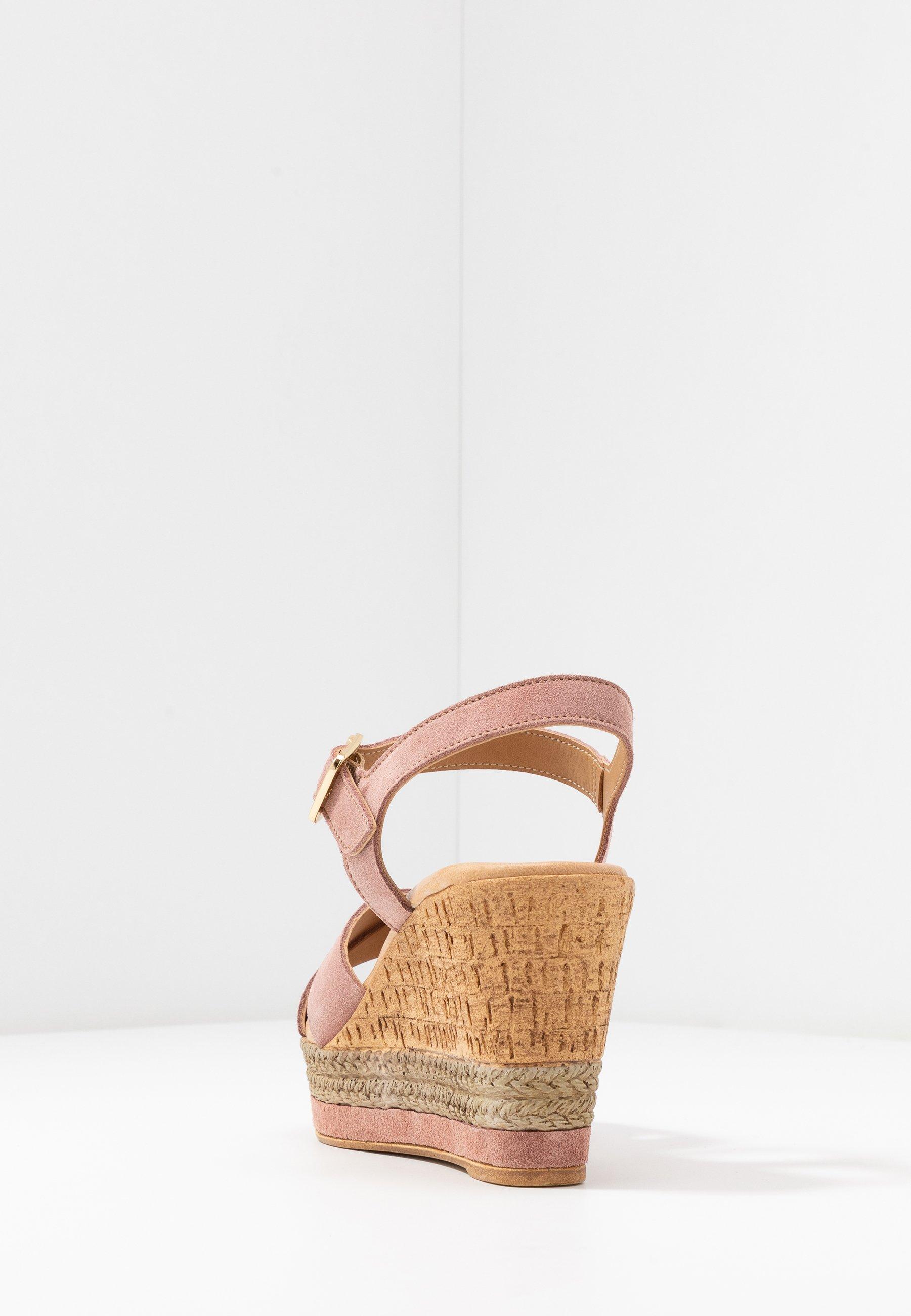 Lazamani High heeled sandals - rosa