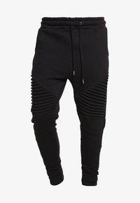 Urban Classics - Pantaloni sportivi - black - 6