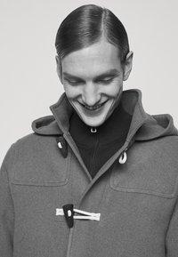PS Paul Smith - MENS DUFFLE COAT - Classic coat - camel/blue - 3