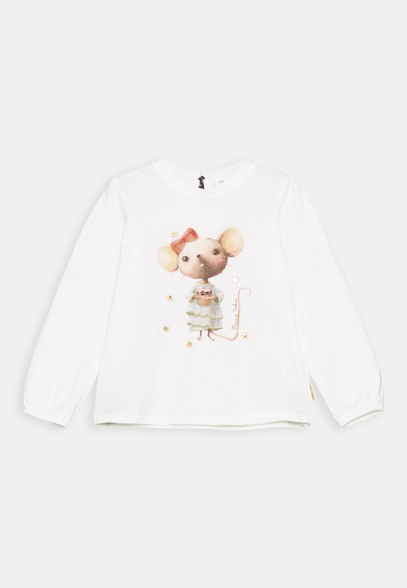 Hust & Claire - ASTRID  - Longsleeve - white