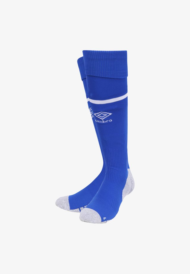 FC SCHALKE 04 - Knee high socks - blau