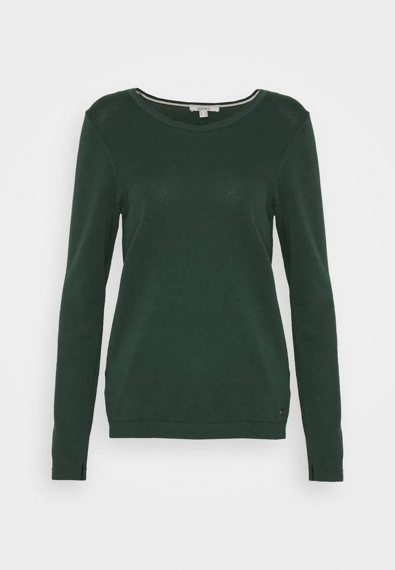 Esprit - Jumper - dark green
