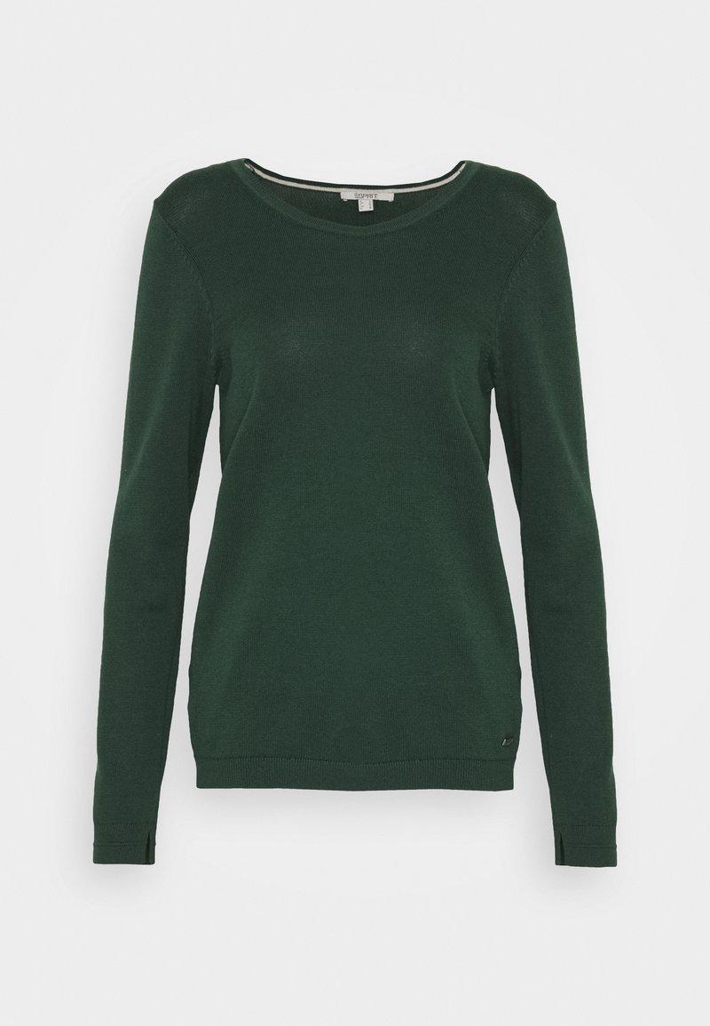 Esprit - Jumper - dark green