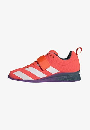 ADIPOWER WEIGHTLIFTING  - Sports shoes - orange