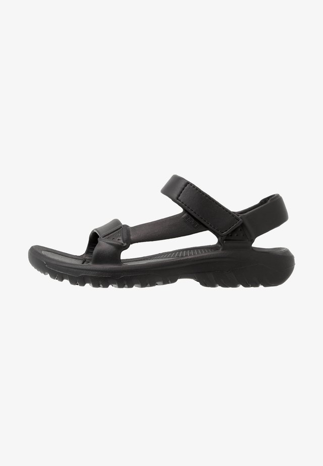 HURRICANE DRIFT - Chodecké sandály - black