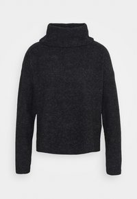 Esprit Collection - TURTLENECK - Jumper - gunmetal - 0