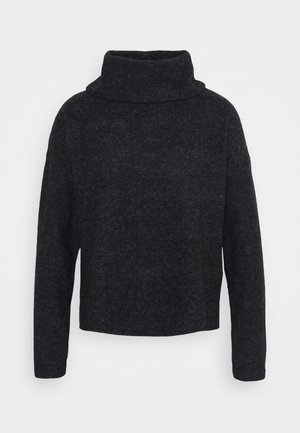 TURTLENECK - Jumper - gunmetal