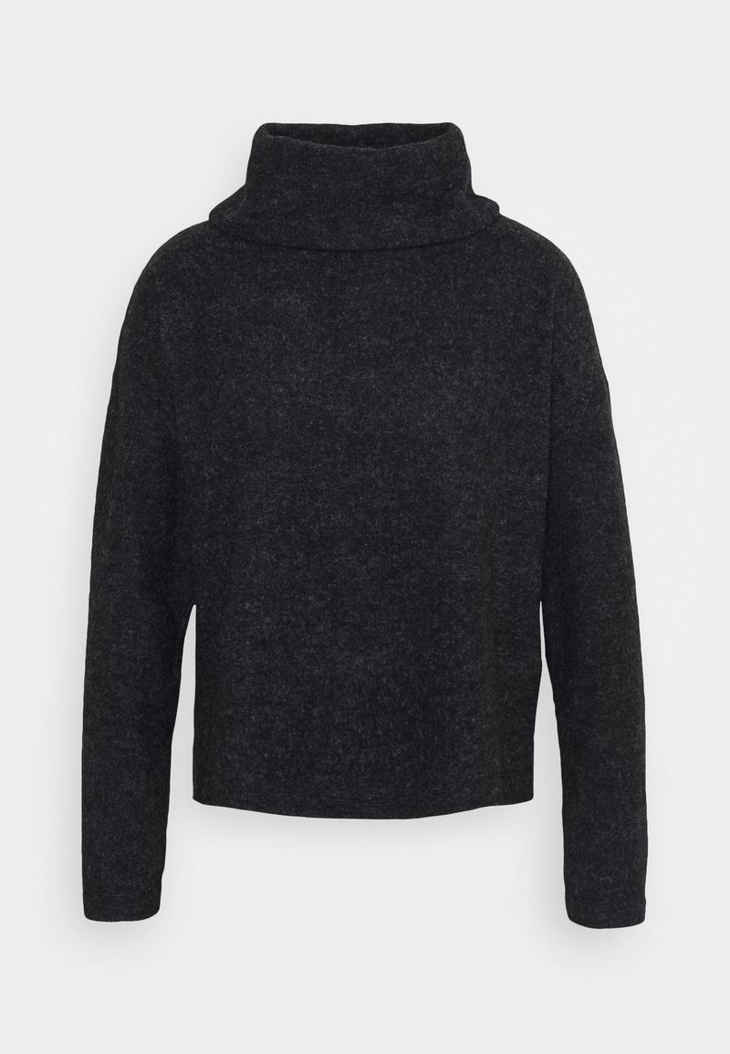 Esprit Collection - TURTLENECK - Jumper - gunmetal