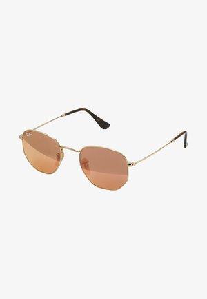 0RB3548N - Okulary przeciwsłoneczne - gold copper flash