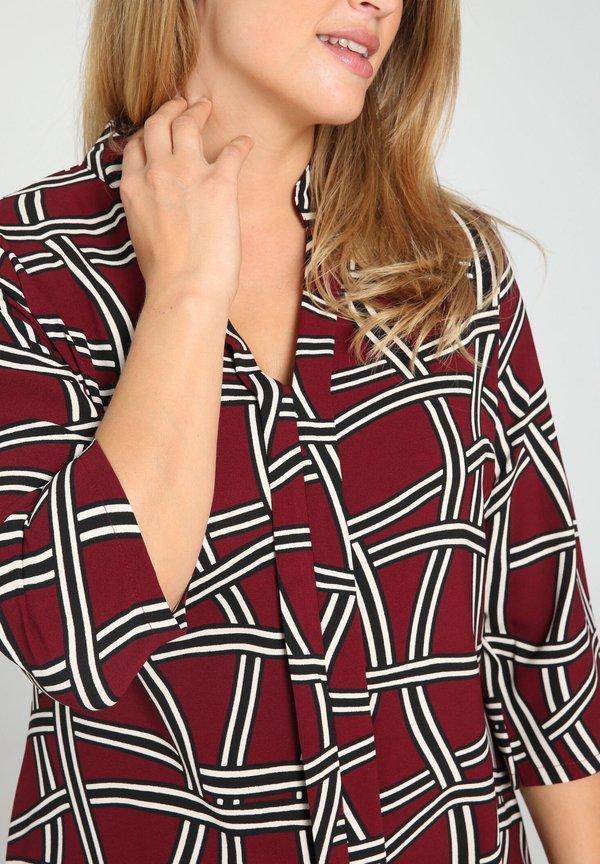 Paprika Tunika - bordeaux/czerwony IAKZ