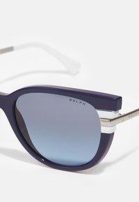 RALPH Ralph Lauren - Sunglasses - navy blue/white - 4