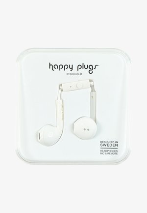 Auriculares - white