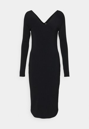 GEMINIQA - Jumper dress - black
