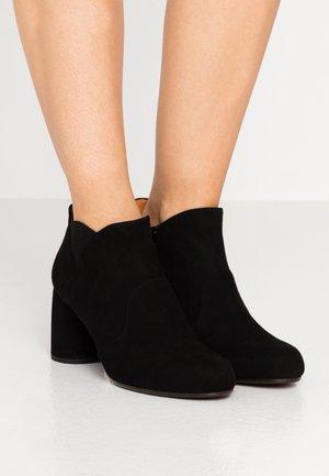 MORINA - Kotníková obuv - black