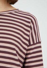 ARMEDANGELS - PALINAA  - Long sleeved top - aubergine-kinoko - 3