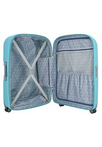 Delsey - CLAVEL  - Wheeled suitcase - blue/grey - 4
