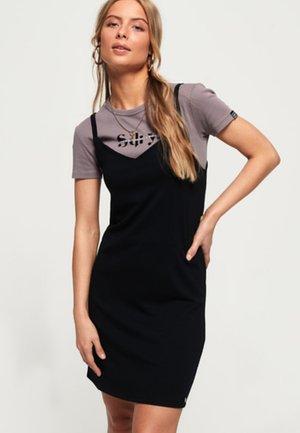 CAMI  - Žerzejové šaty - black