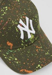 New Era - KIDS PAINT PACK FORTY NEW YORK YANKEES - Lippalakki - green - 2