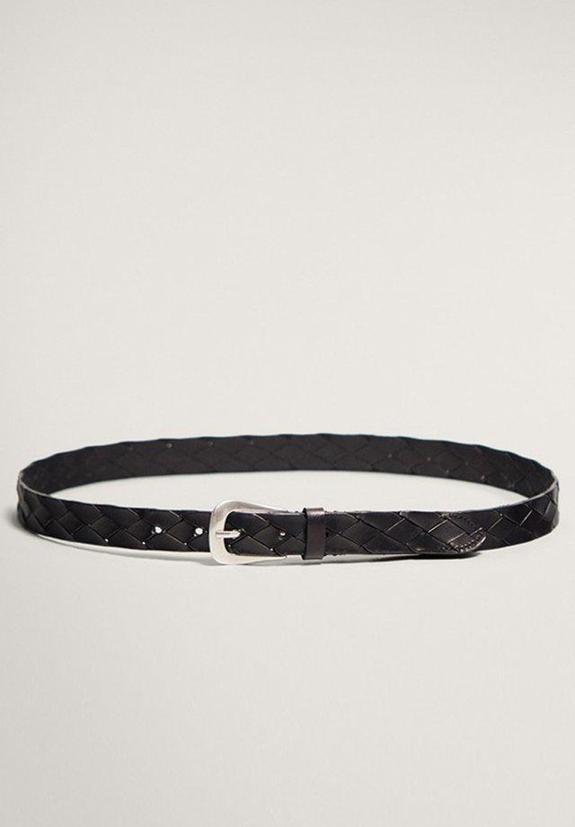 LIMITED EDITION  - Belt - black