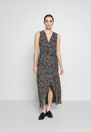 MARSELLIES DRESS - Maxi dress - persimmon