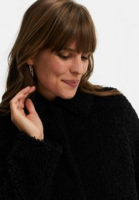 WE Fashion - Fleece jacket - black - 4