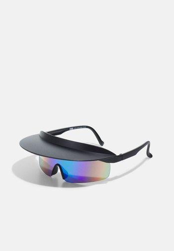 VISOR SUNGLASSES UNISEX - Sunglasses - black
