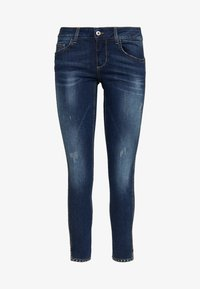 Liu Jo Jeans - UP SWEET - Jeans Skinny Fit - blue happen wash - 0