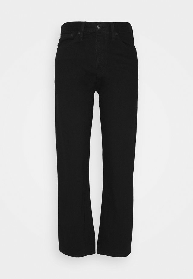 MAYA HIGH RISE ANKLE - Jeans Straight Leg - midnight