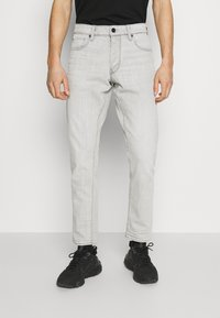 G-Star - 3301 STRAIGHT TAPERED - Jeans Straight Leg - sun faded iron - 0