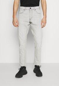 G-Star - 3301 STRAIGHT TAPERED - Straight leg jeans - sun faded iron - 0