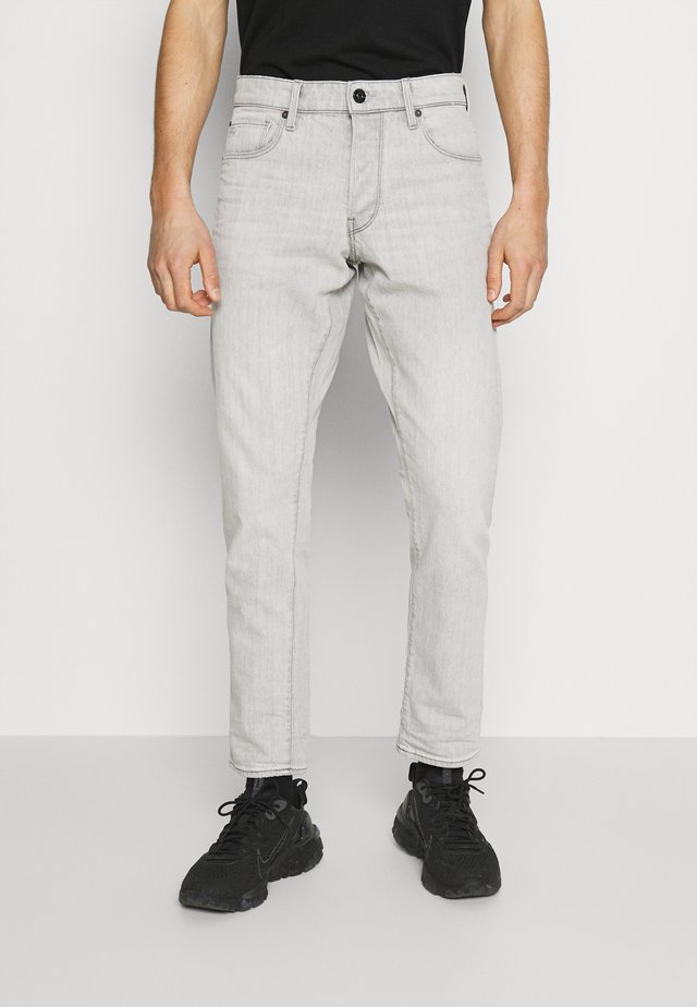 3301 STRAIGHT TAPERED - Straight leg jeans - sun faded iron