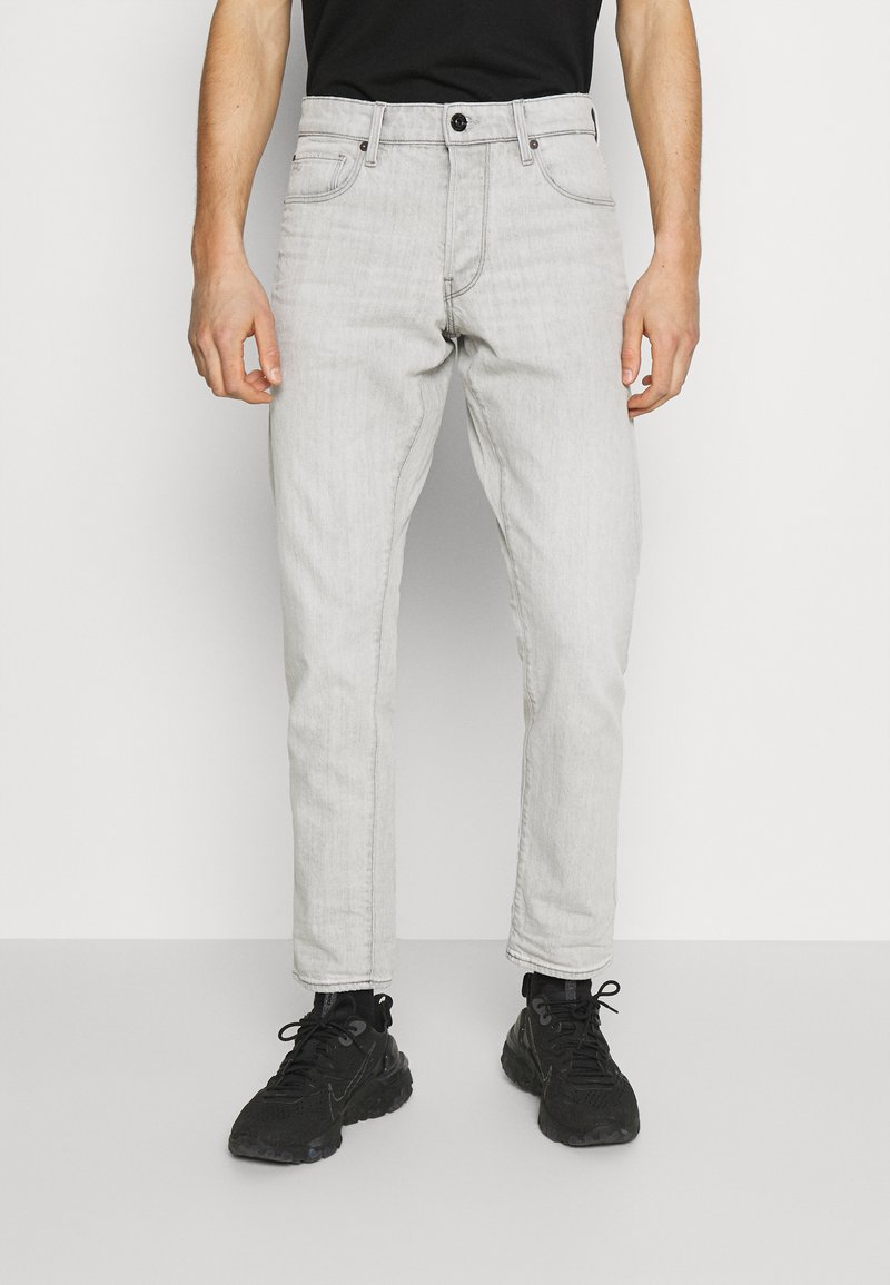 G-Star - 3301 STRAIGHT TAPERED - Jeans Straight Leg - sun faded iron