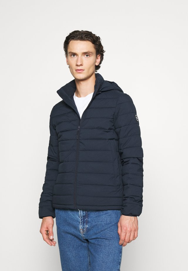 PUFFER JACKET - Light jacket - navy
