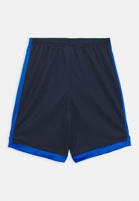 Nike Performance - DRY ACADEMY SHORT  - Sports shorts - obsidian/soar/laser crimson - 1