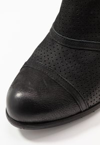 Felmini Wide Fit - WANDA - Kotníková obuv - pacific black - 2