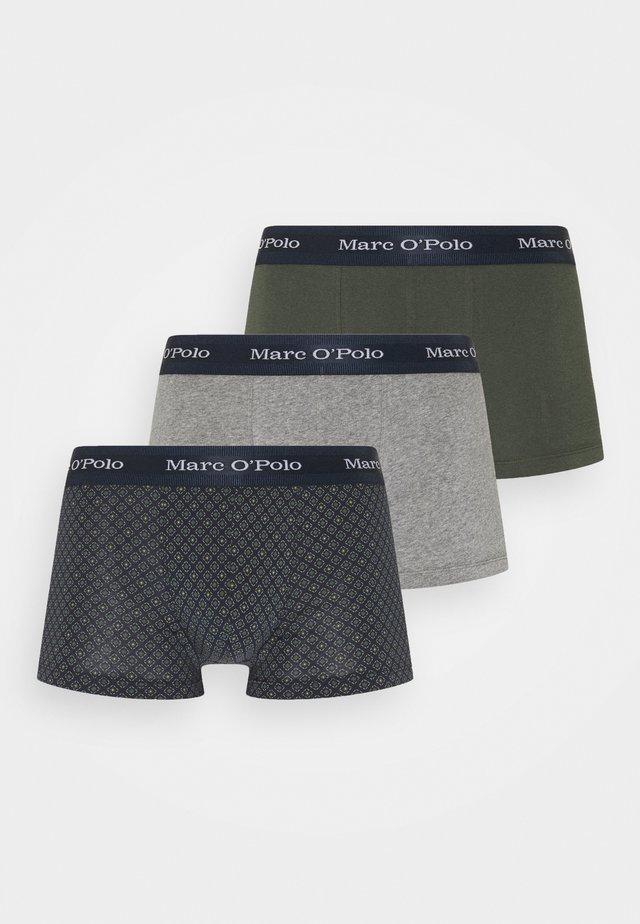 3 PACK - Pants - khaki