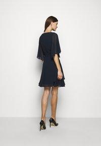 Lauren Ralph Lauren - CLASSIC DRESS - Cocktail dress / Party dress - lighthouse navy - 2