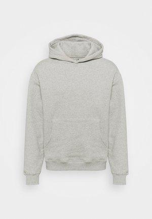 ESSENTIAL OVERSIZED HOODIE - Sweater - grey marl