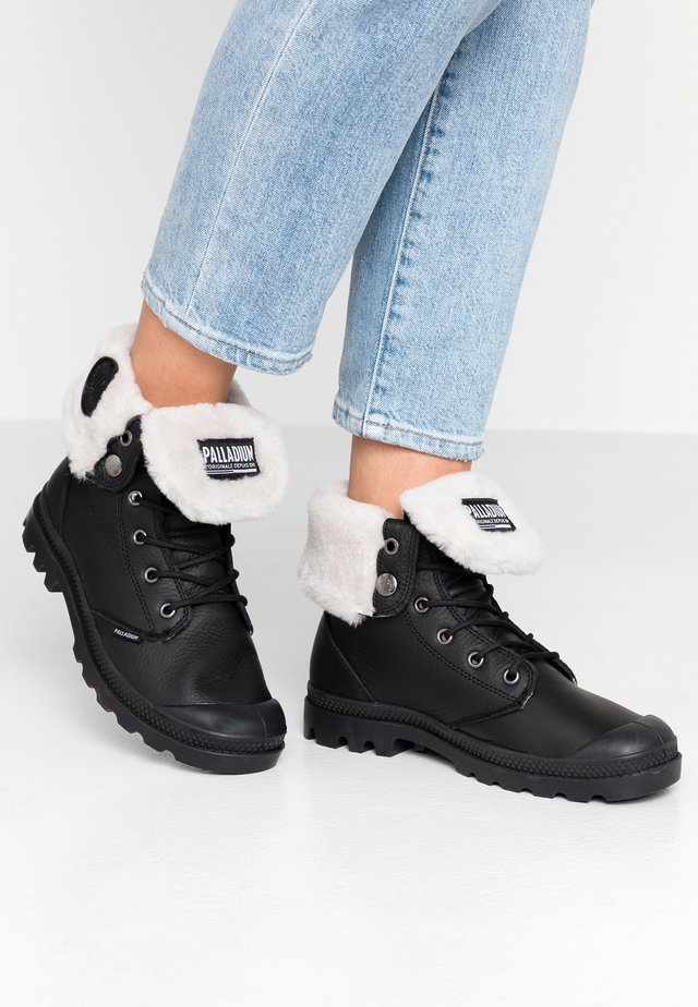 BAGGY - Winter boots - black
