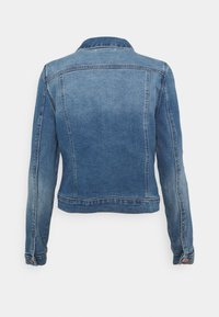 Vero Moda Petite - VMFAITH SLIM JACKET - Jeansjakke - medium blue denim - 1