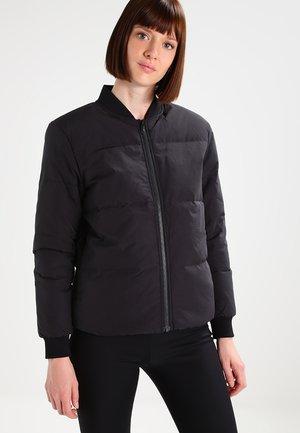 SFDAVY  - Gewatteerde jas - black