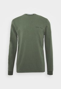 NORSBRO - Long sleeved top - thyme