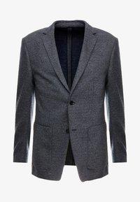 TWO TONE  PATCH  REGULAR FIT - Blazer jacket - blue