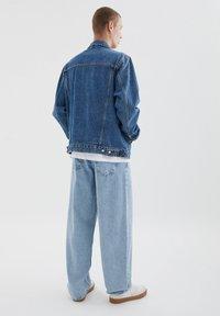 PULL&BEAR - Straight leg jeans - blue denim - 2