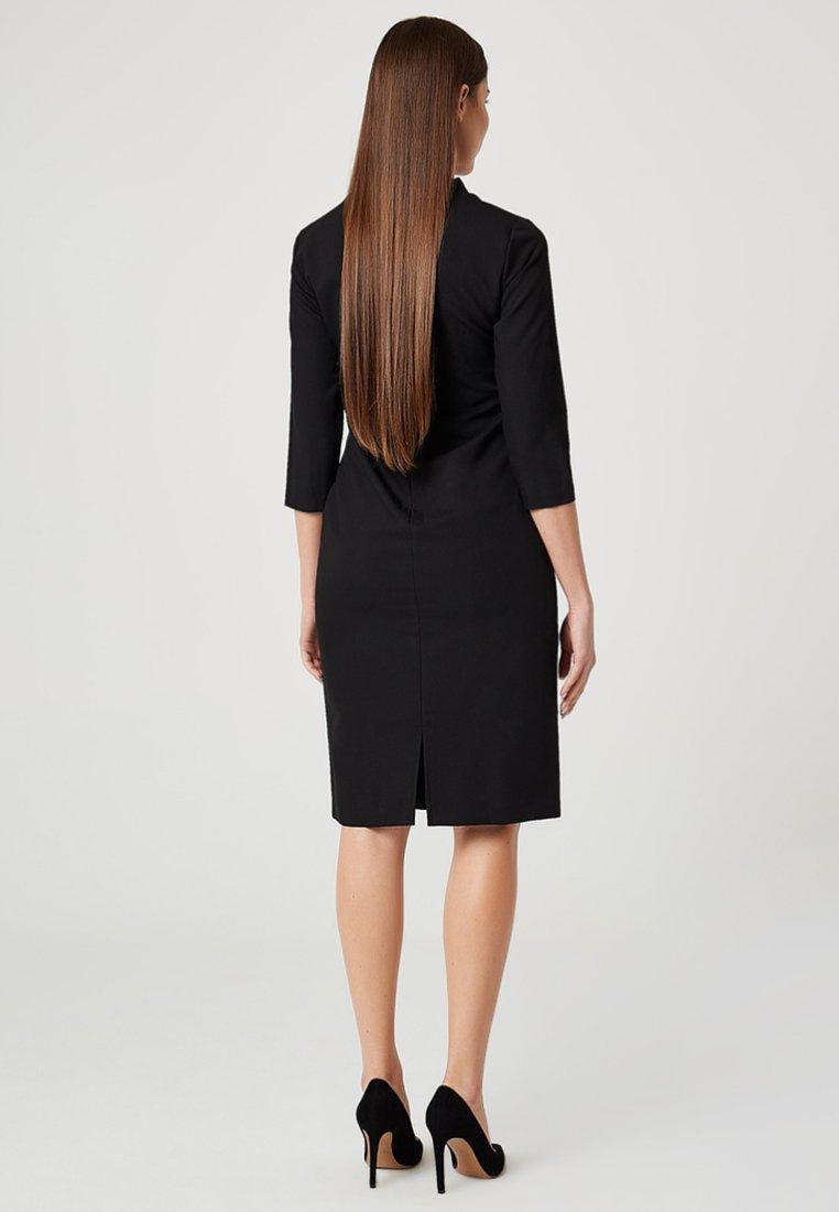 Classic Women's Clothing usha Shift dress black DyR1axQ3j